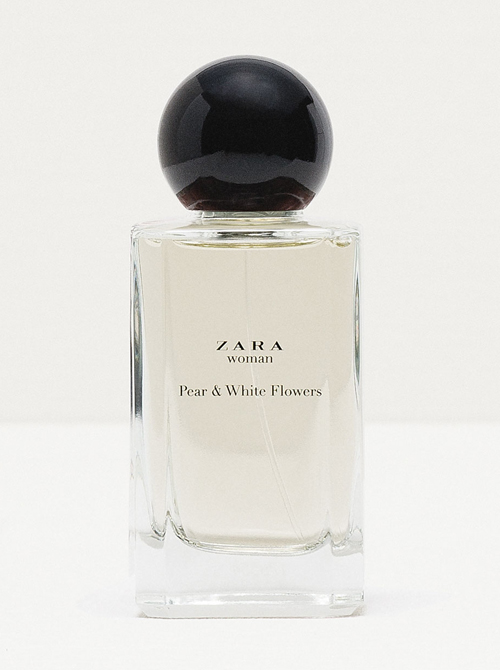 Zara Woman Pear Amp White Flowers Zara Perfume A New