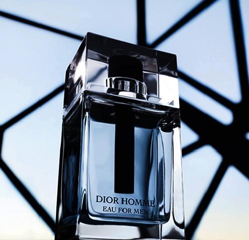 Dior Homme Eau for Men Christian Dior Colonia una