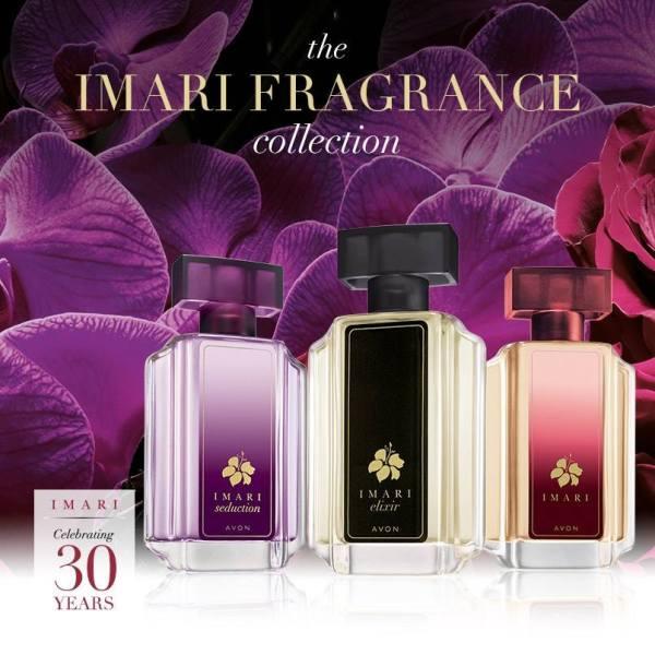 Imari Seduction Avon Perfume - Fragrance Women 2015