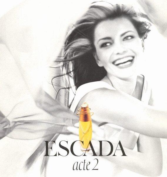 Escada Perfume 1995