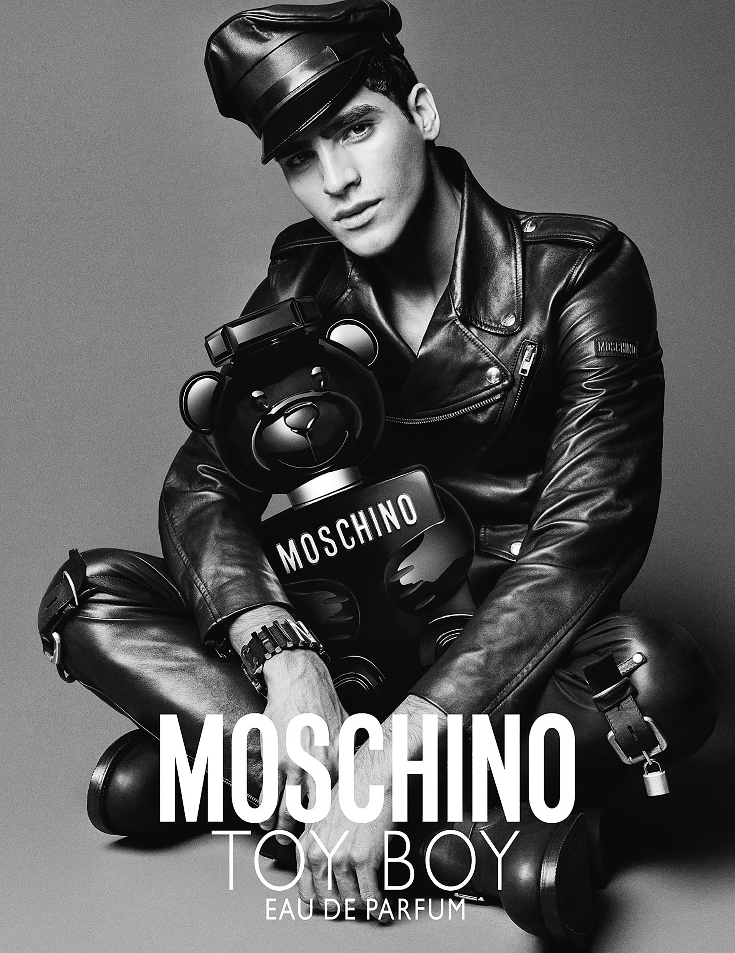 Toy Boy Moschino Cologne
