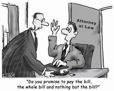 Юристы и их гонорары