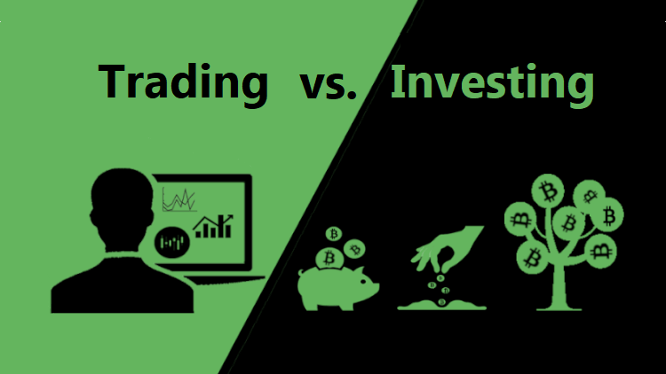 WHAT IS THE DIFFERENCE BETWEEN TRADING AND INVESTING?