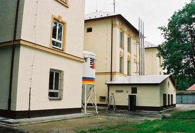 Vojenské kasárne