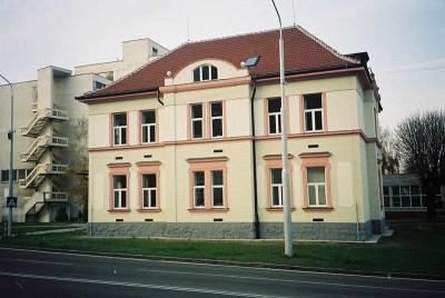 Rekonštrukcia administratívnej budovy Accord