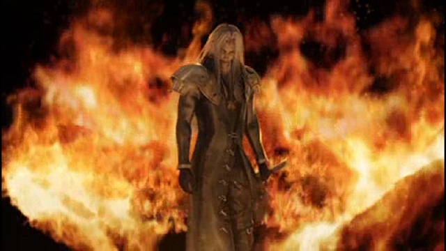 The Final Anime 05 Jeta A Jeta Con Sephiroth Final