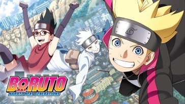 Boruto: Naruto Next Generations - [Ending 14] Central