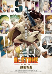 Episodio 2 - Dr. Stone: The stone wars
