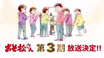 Osomatsu-san 3 - [Ending] Max Charm Faces ~Kanojo wa Saikou ♡♡!!!!!!~
