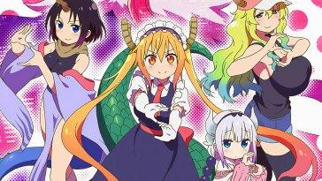 Kobayashi-san Chi no Maid Dragon S - [Ending] Maid with Dragons♥