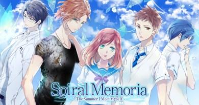 Spiral Memoria – The Summer I Meet Myself –