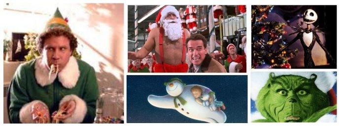 Ultimate christmas movies list 2018