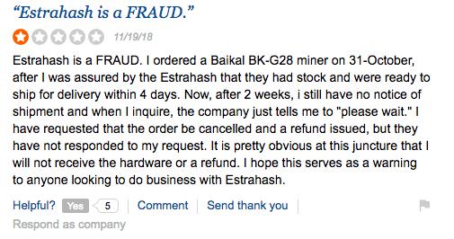 estrahash review