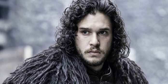 Jon snow as the hero