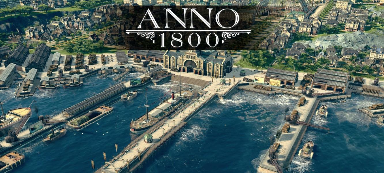 Anno 1800 game