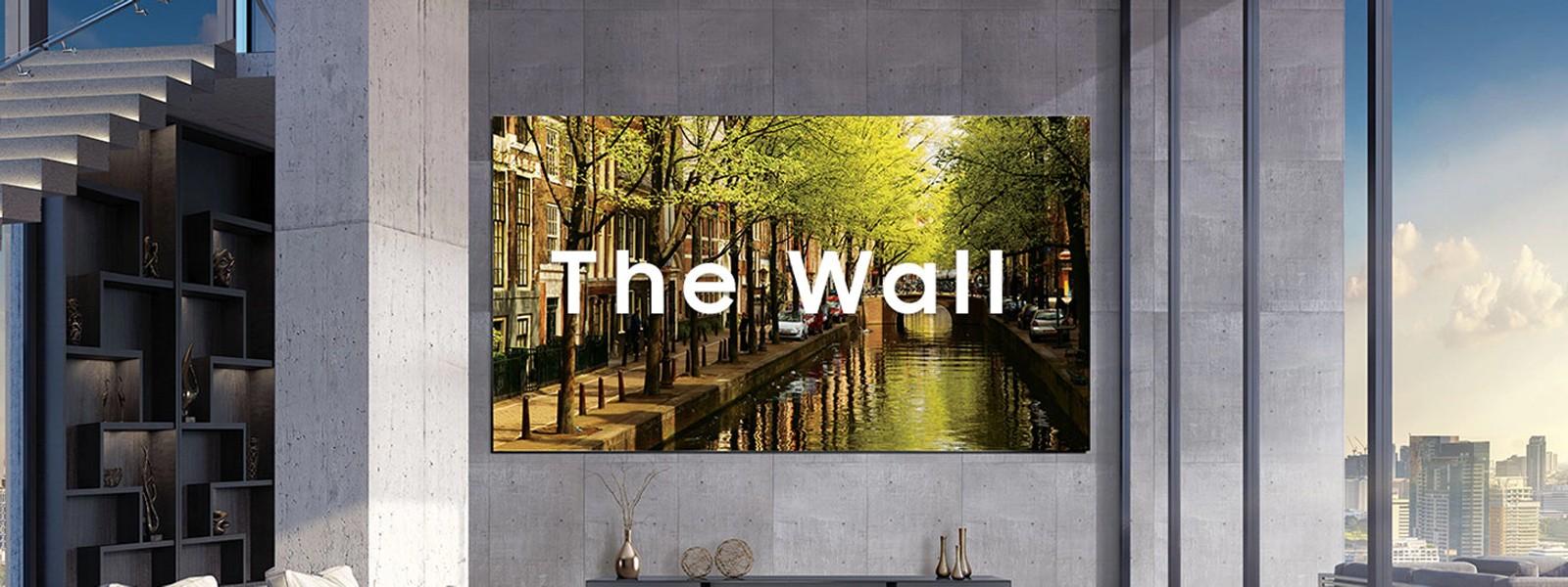 samsung wall microled