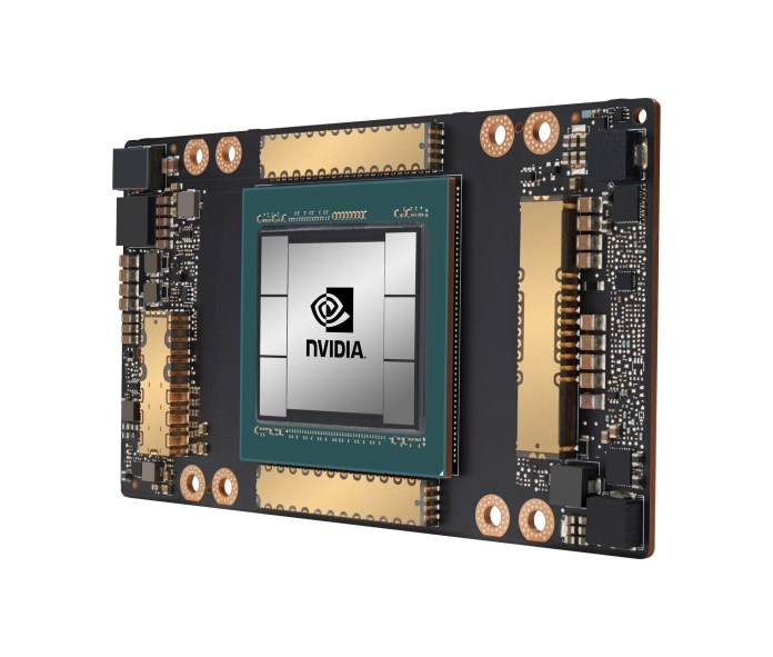 NVIDIA A100 GPU 1024x870 - NVIDIAs GTC 2020 Keynote Is Over And They Have Huge Ambitions For The Future Of Computing