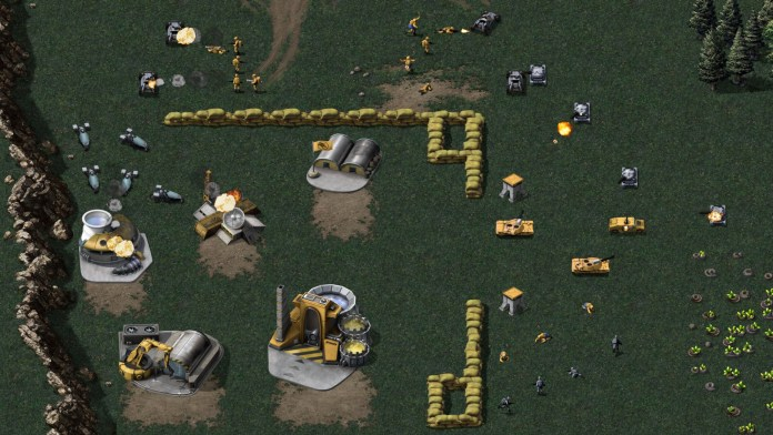 Command And Conquer Remastered Finalboss
