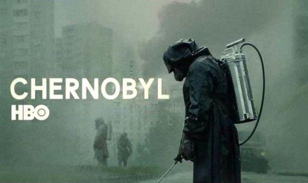 Chernobyl Title Card