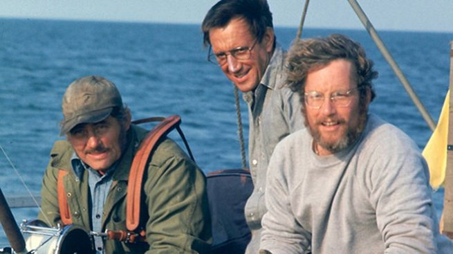 Quint, Brody and Hooper