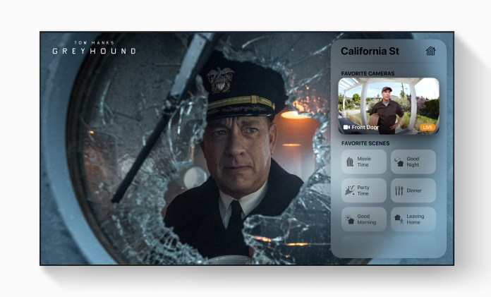 tvOS HomeKit 1024x620 - iOS14, macOS Big Sur and All the Updates From WWDC20