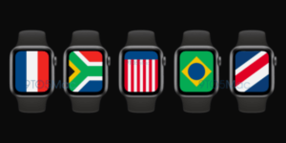 Watchos7 International Faces