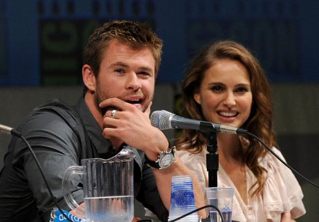 Upcoming MCU superhero movie stars Chris Hemsworth and Natalie Portman