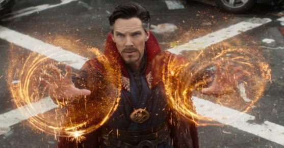 Upcoming MCU superhero movie character Dr Strange