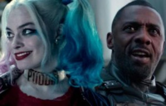 Upcoming DC superhero movie stars Margot Robbie and Idris Elba