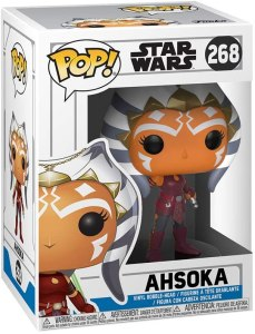 Ahsoka Tano Funko Pop, a great Star Wars gift!