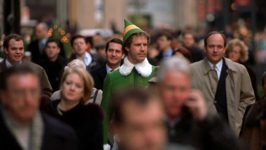 Will Ferrell as Buddy the Elf
