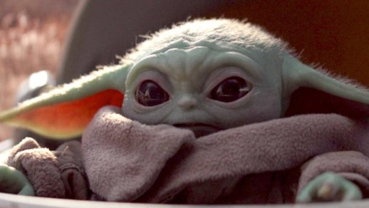 Grogu, or more likely forever Baby Yoda