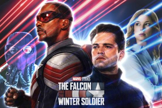 TV 2021: The Falcon & The Winter Soldier