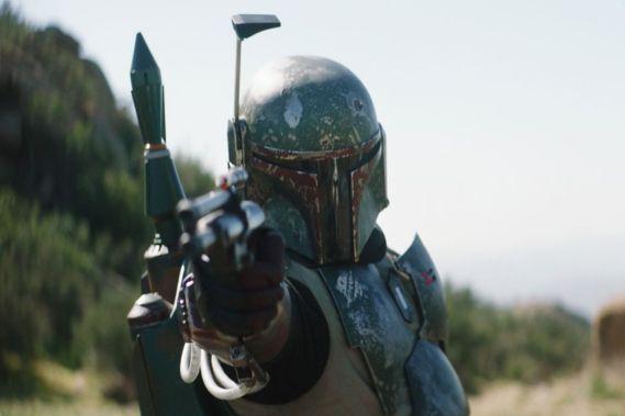 Boba Fett returned in The Mandalorian Season 2
