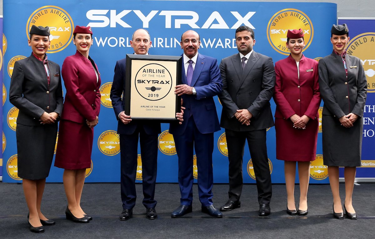Qatar Airways tilbageerobrer pladsen som bedste flyselskab - FinalCall.travel Danmark