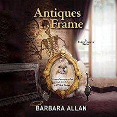 ba antiques frame