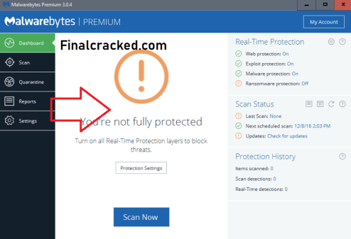 Malwarebytes Crack Download