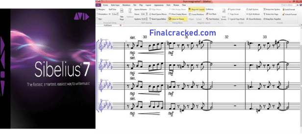Sibelius Crack Free Download