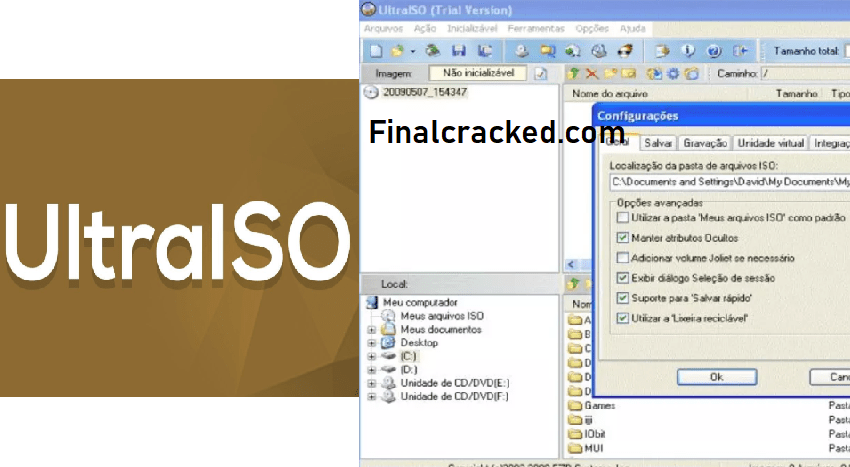 UltraISO Crack Full Download