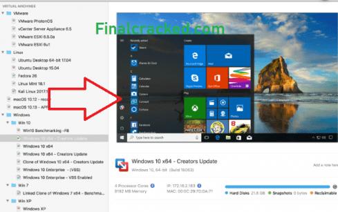 VMware Fusion Crack Download