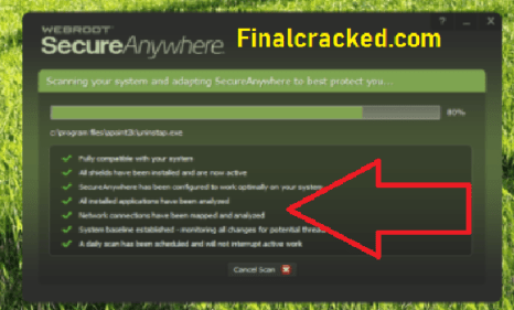 Webroot SecureAnywhere Free Download