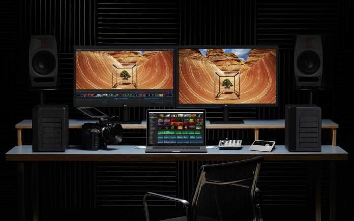 Final Cut Pro X está preparado para trabajar en REC 2020