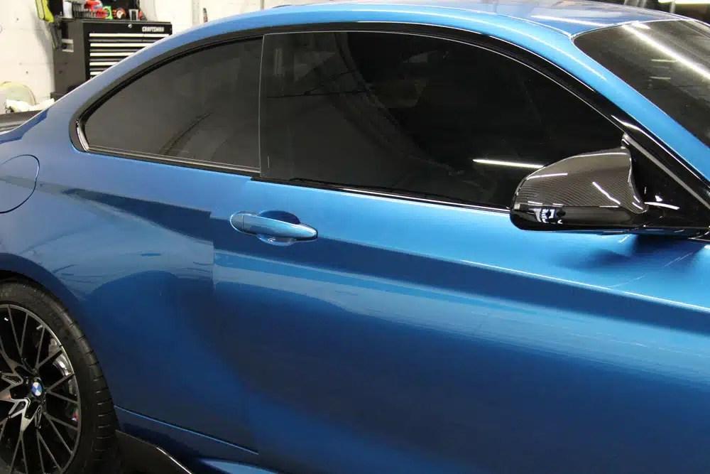 Seattle | Auto Window Tinting Experts | Final Finish Auto Salon