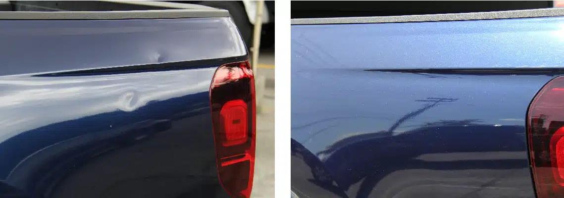 Expert Paintless Dent Repair | Seattle Auto Detailing | Final Finish Auto Salon