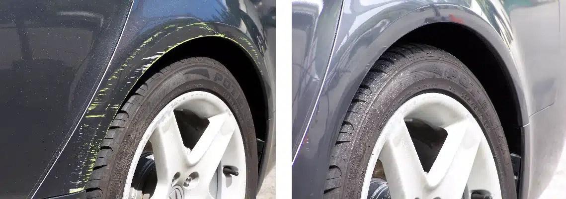 Paint Repair | Seattle Auto Detailing | Final Finish Auto Salon