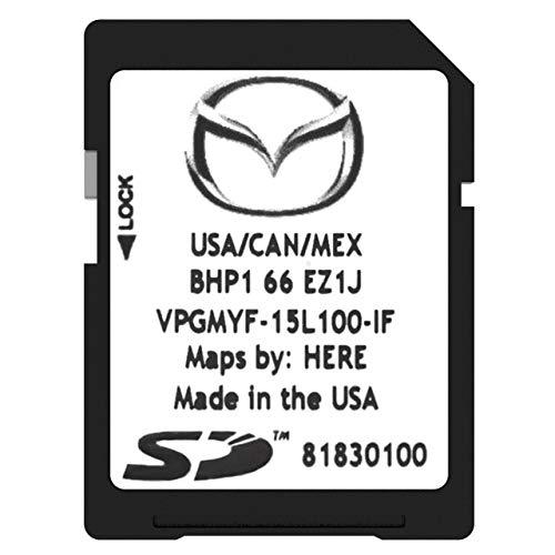 Top 9 Mazda 3 Navigation SD Card