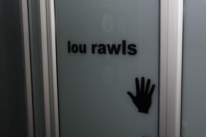 Lou Rawls!