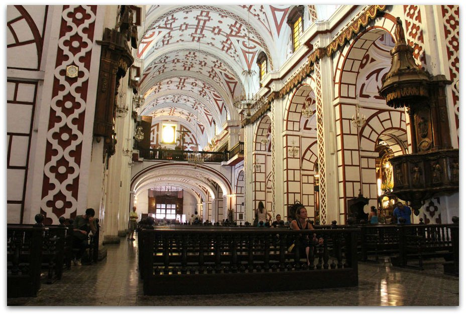 church-in-Lima
