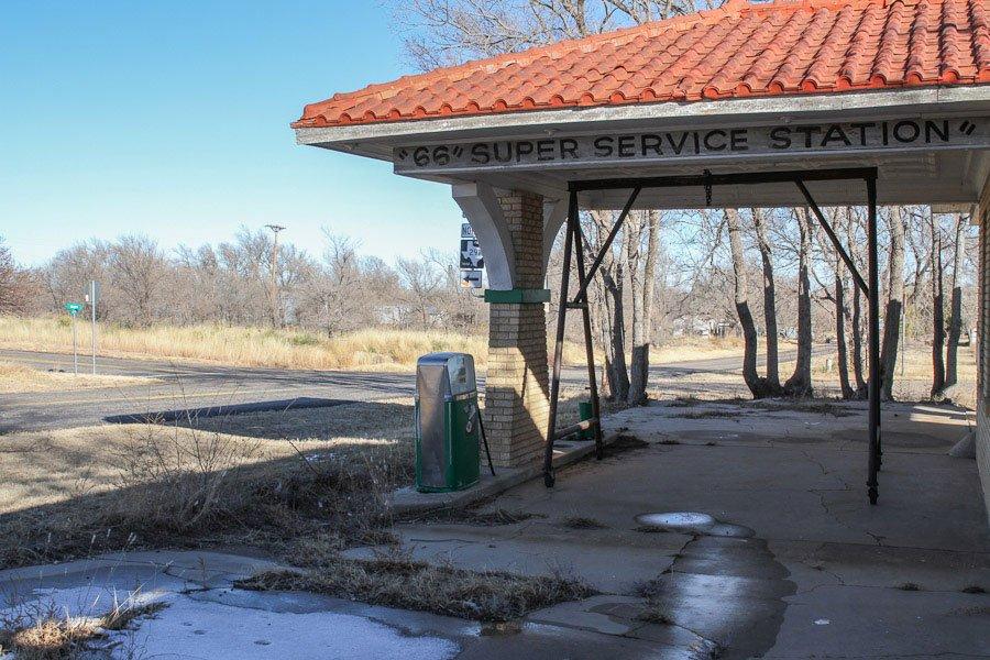 66 Super Service Station