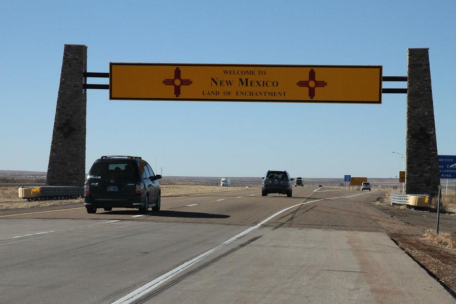 Hello New Mexico